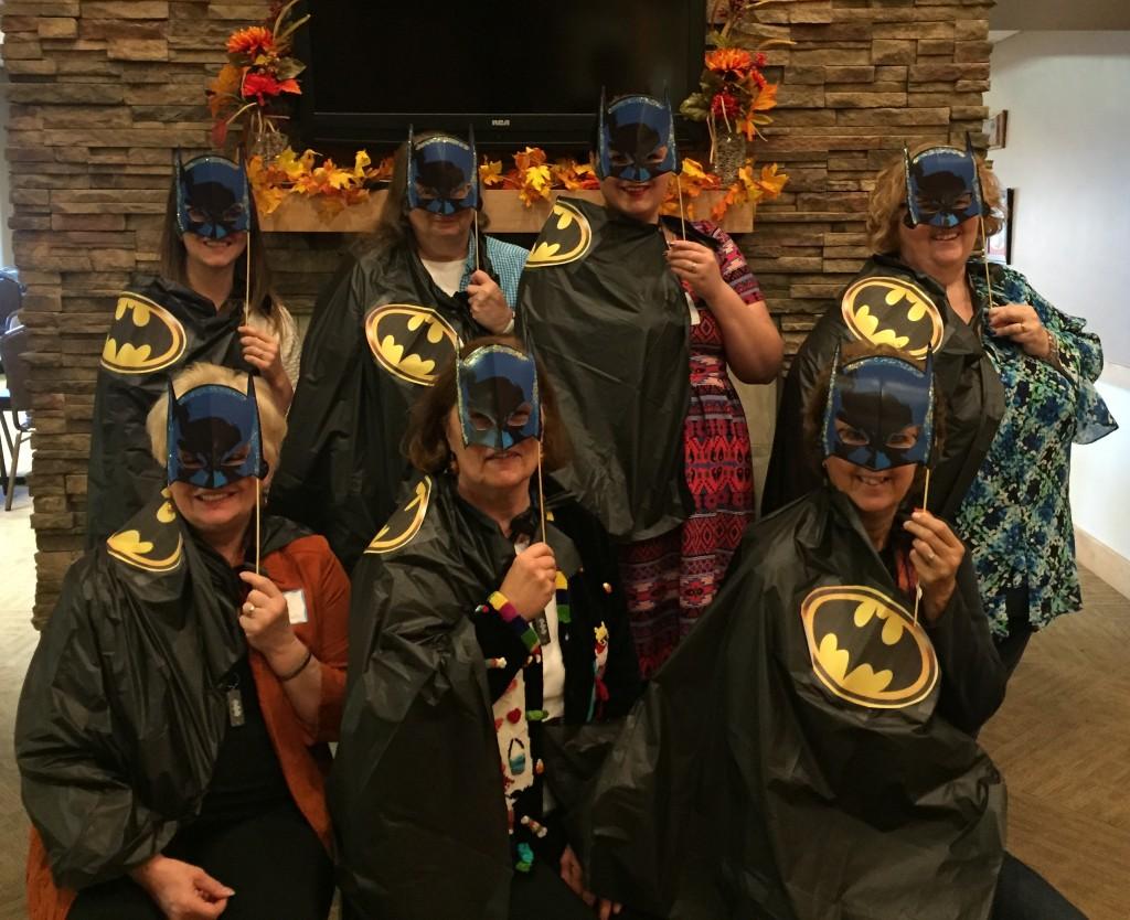 SuperHero Fall Meeting