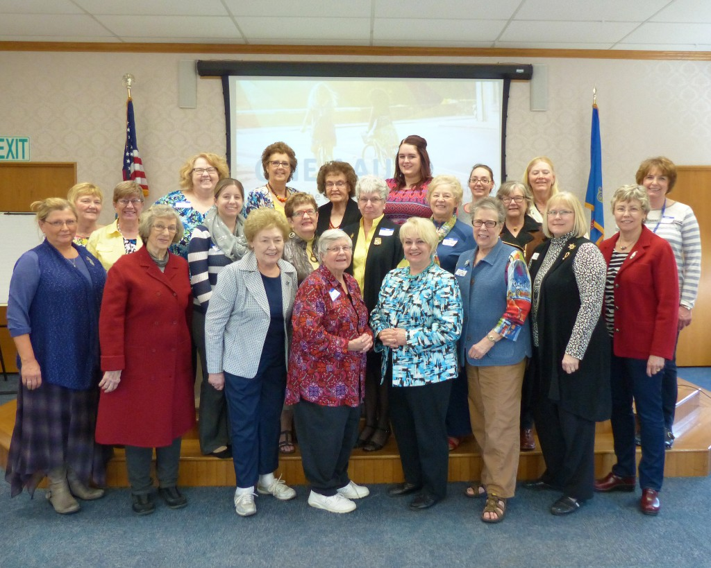 AAUW Annual Meeting 2016